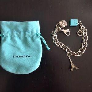 1b8811ba86 Tiffany & Co. Jewelry | Tiffany Co Charms Bracelet Tiffany Co 925 Ss ...